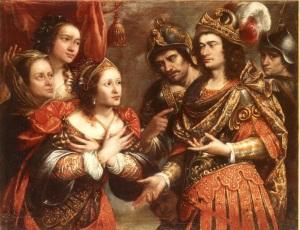 BMVB1452-Justus_Sustermans-La_familia_de_Darius_davant_Alexandre_el_Gran