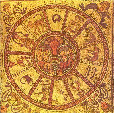 bce9432579d67afed6bb7589eddea3da--zodiac-wheel-byzantine-mosaics