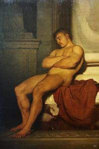 Ernest Hebert, Sleeping Slave