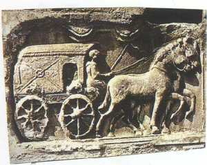 roman-carriage