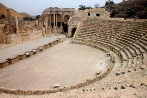 Romeins theater, Israël