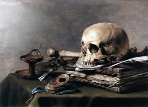 Pieter Claesz, Vanitas, 1630