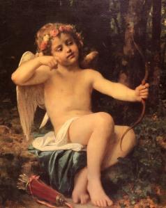 Léon Perrault, Les flèches de Cupidon, 1882