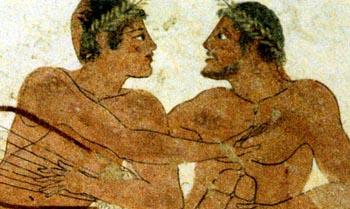 roman gays
