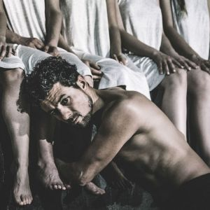 Christos Stylianou as Orestes