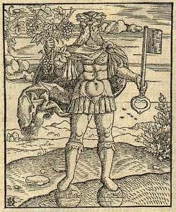 Sebastian Münster, Janus, 1550