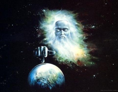 God-creation