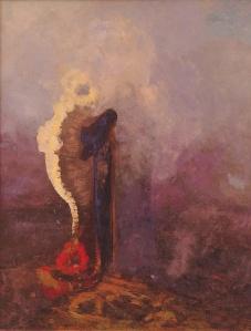 odilon redon, le rêve, 1904