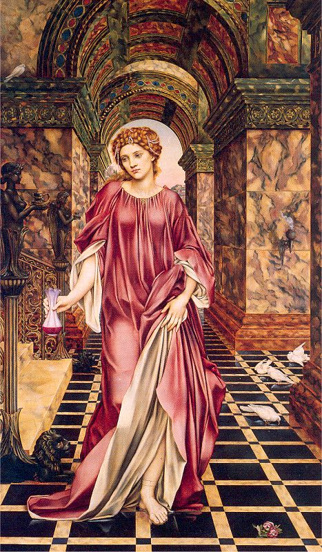 Evelyn de Morgan, Medea, 1889