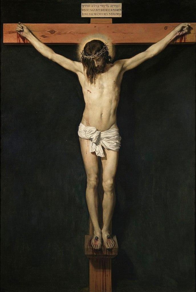 Diego Velázquez, Cristo crucificado, 1632