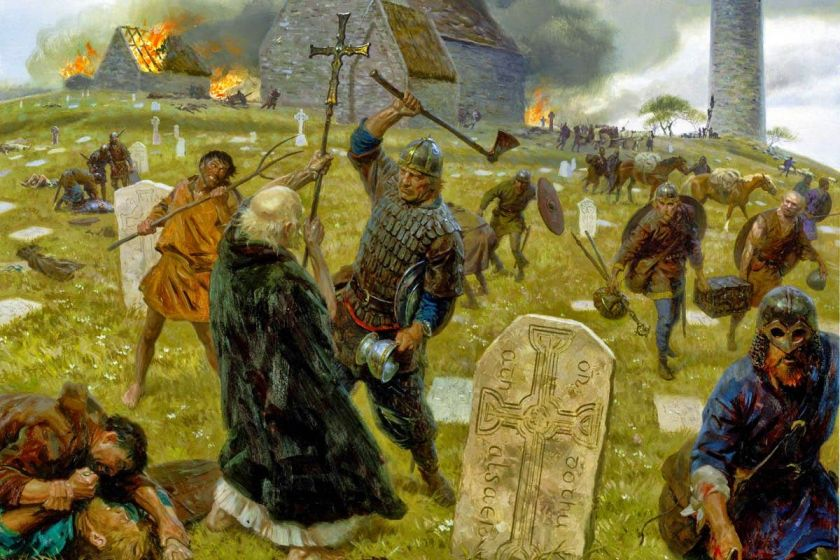 viking-lindisfarne-attack